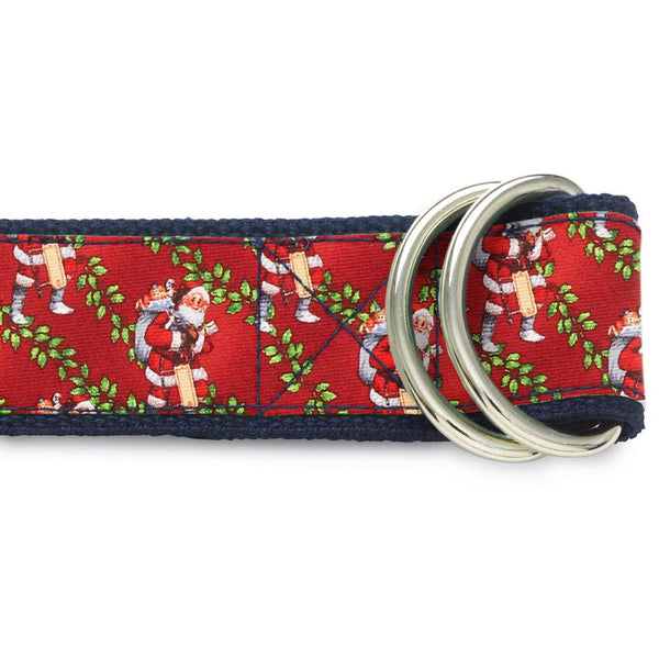 Pere Noel - D-Ring Belts