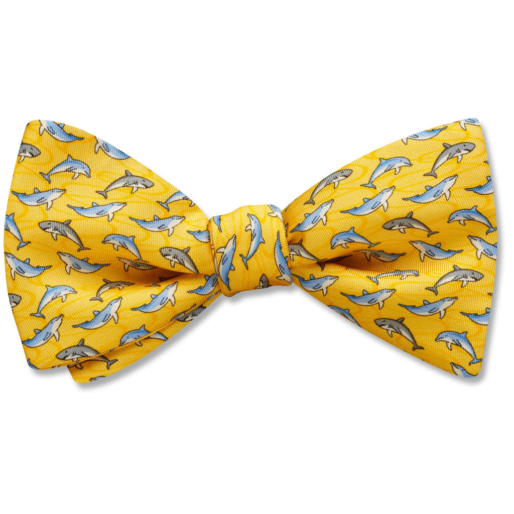 Porpoise Bay bow ties