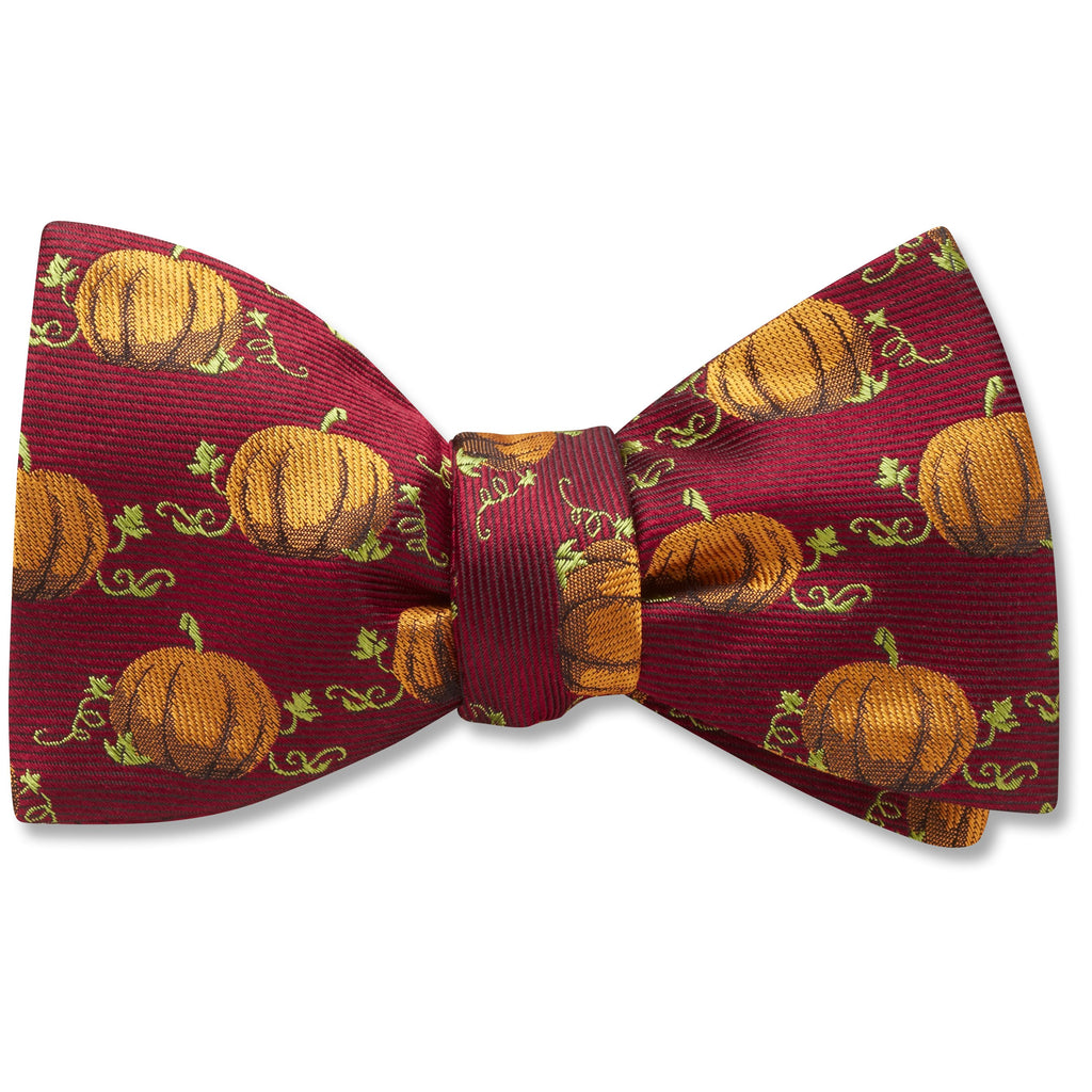 Pumpkintown II bow ties