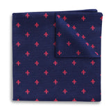 Quebec Pocket Squares
