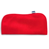 Red Charmeuse - Eyeglass Cases