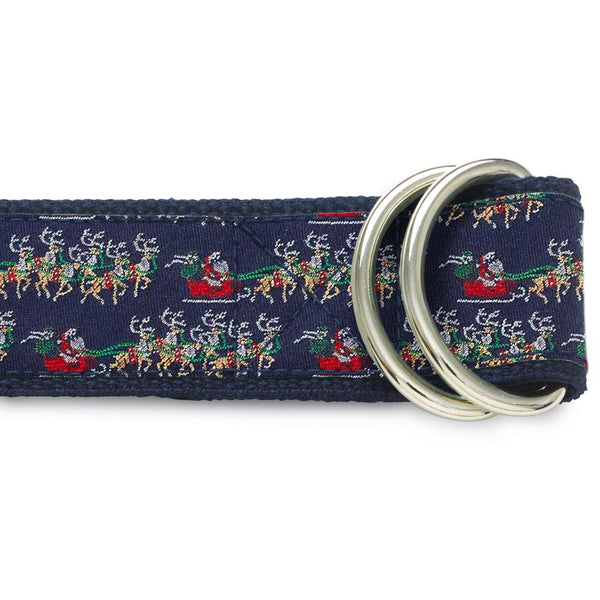 Reindeer Games - D-Ring Belts
