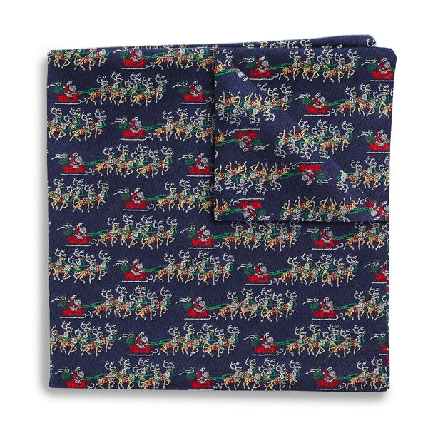Reindeer Games - Pocket Squares