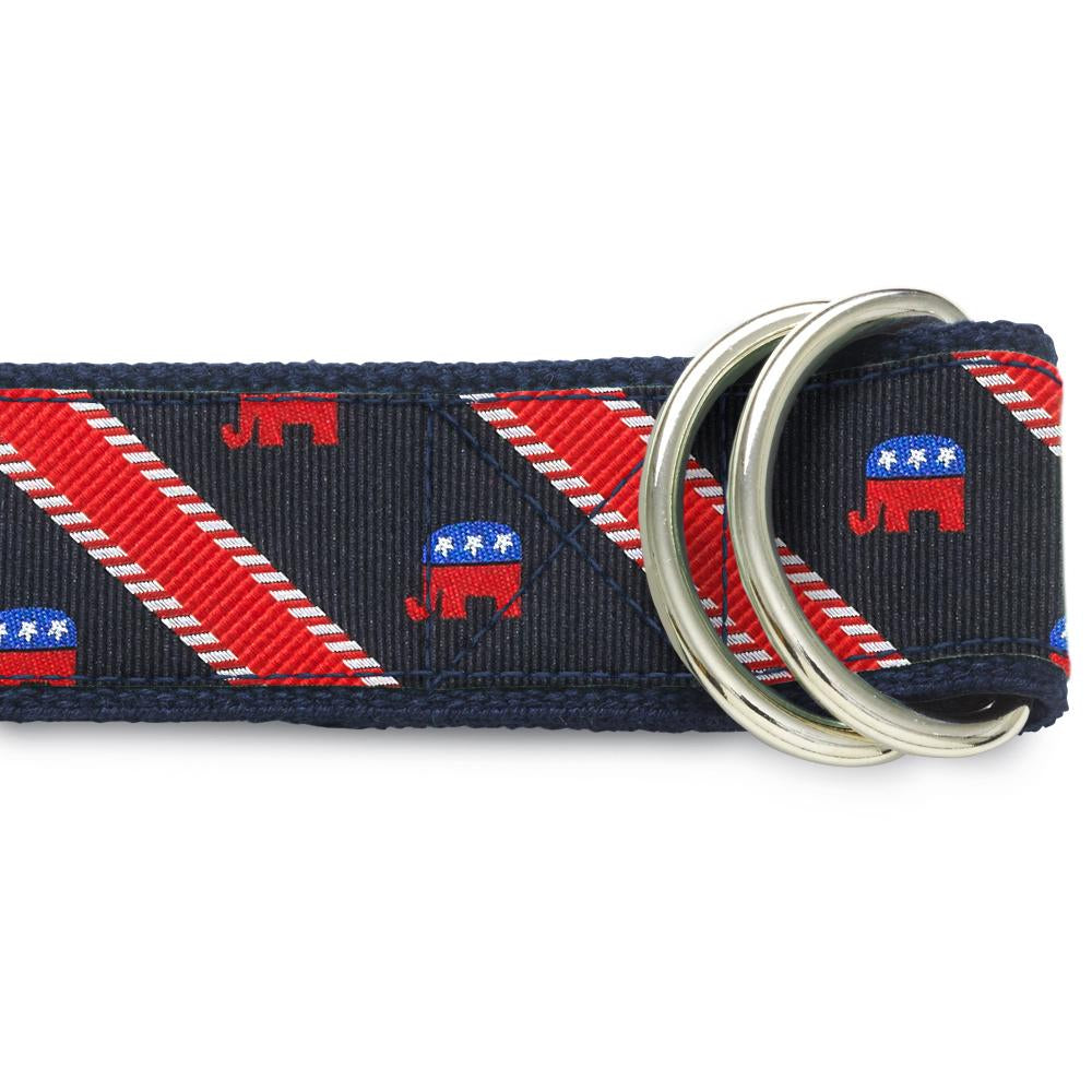 Republican D-Ring Belts