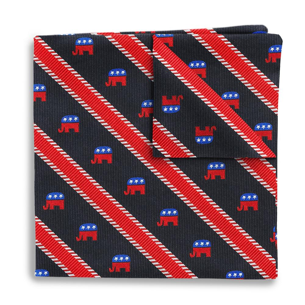 Republican Pocket Squares