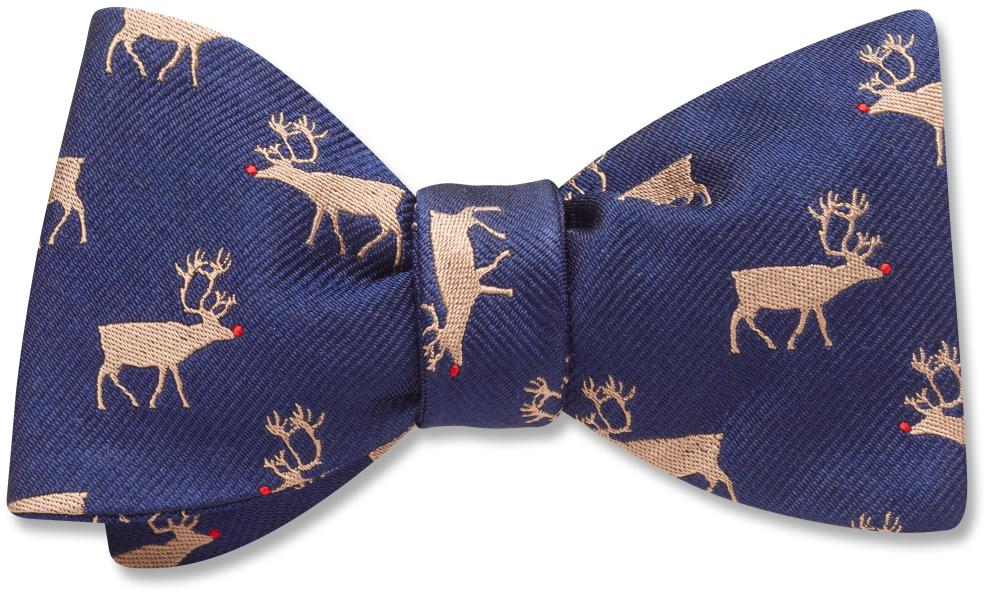 Rudolph - bow ties
