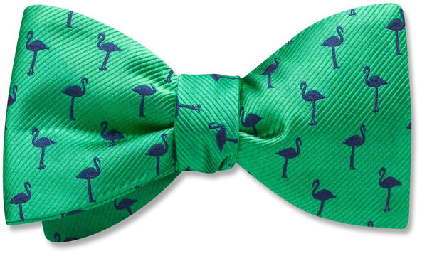 Santana Flamingo - bow ties