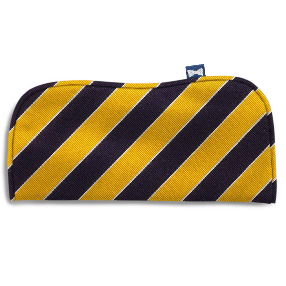 Scholastic Navy/Gold - Eyeglass Cases