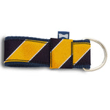 Scholastic Navy/Gold - Key Fobs
