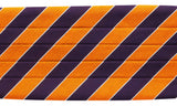 Scholastic Navy/Orange - Cummerbunds