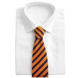 Scholastic Navy/Orange - Neckties