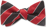 Scholastic Red/Black - Kids' Bow Ties
