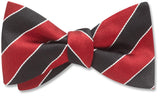 Scholastic Red/Black - bow ties