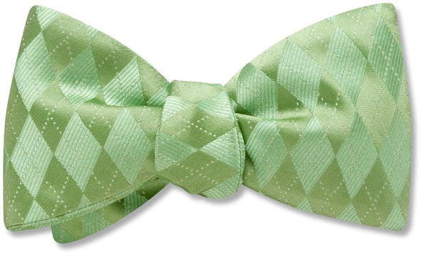 Somerled Mint - bow ties