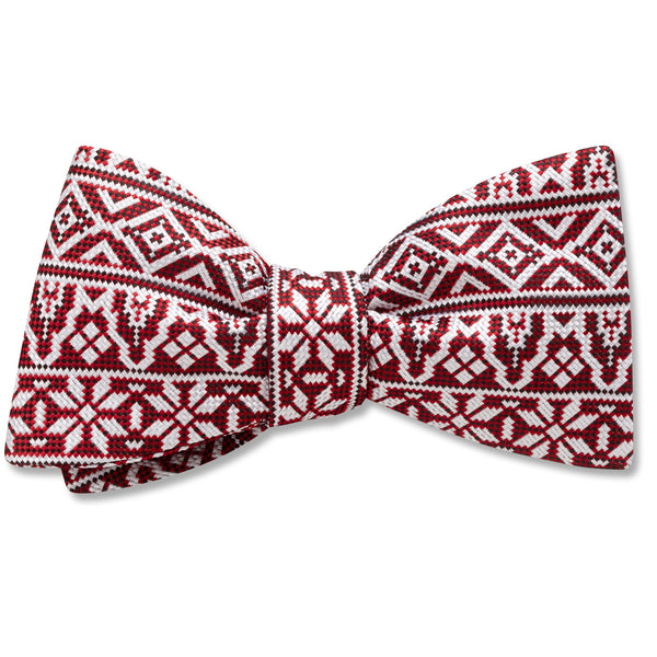Snowflake - Boys' Bow Ties