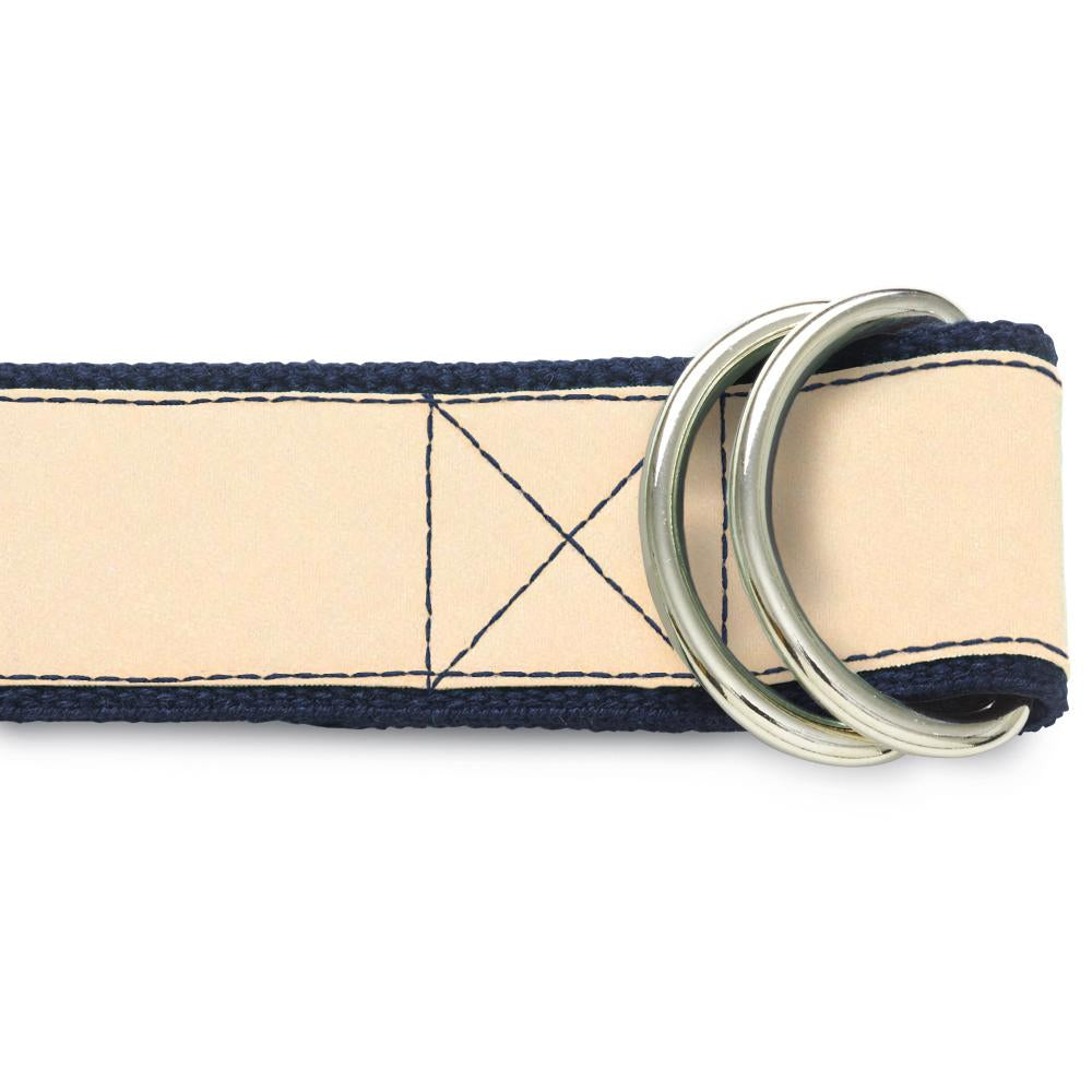 Somerville Champagne - D-Ring Belts