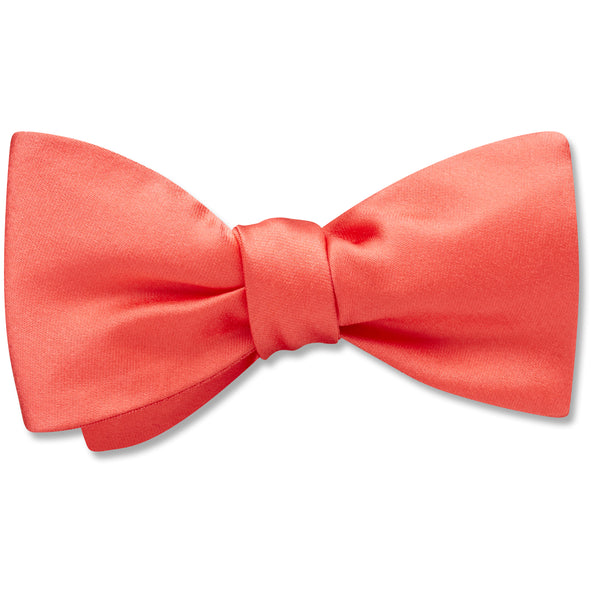 Somerville Coral - bow ties