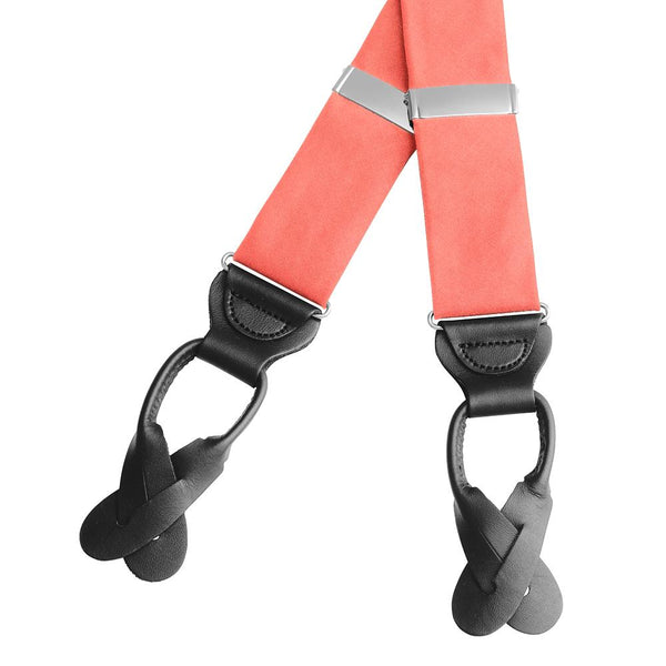 Somerville Coral - Suspenders/Braces