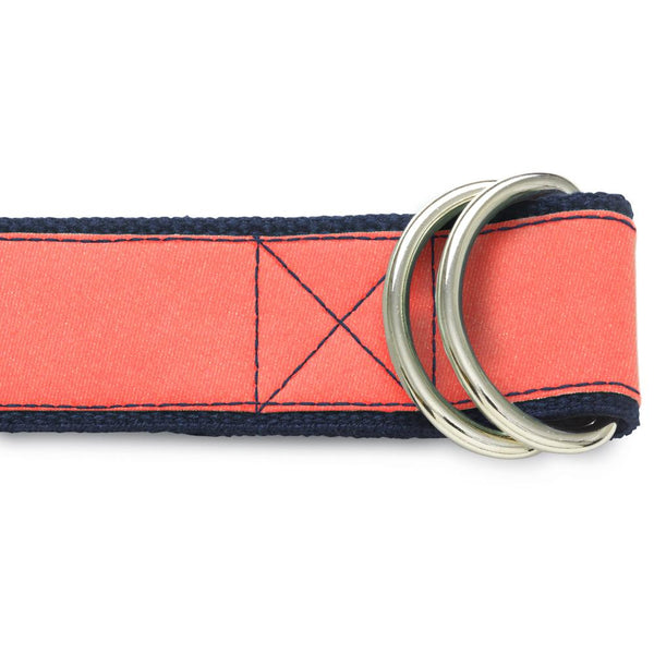 Somerville Coral - D-Ring Belts