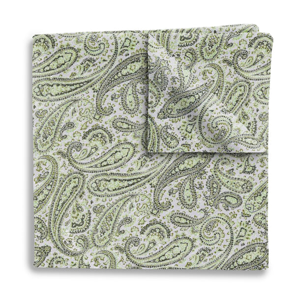 Sonoma Green - Pocket Squares