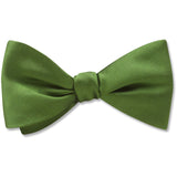 Somerville Olive - bow ties