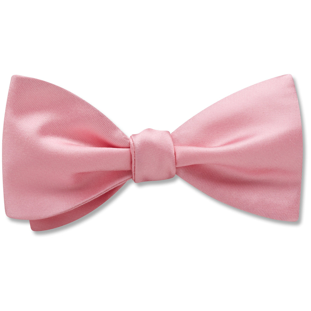 Somerville Pink - Kids' Bow Ties