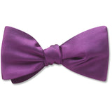 Somerville Plum - bow ties