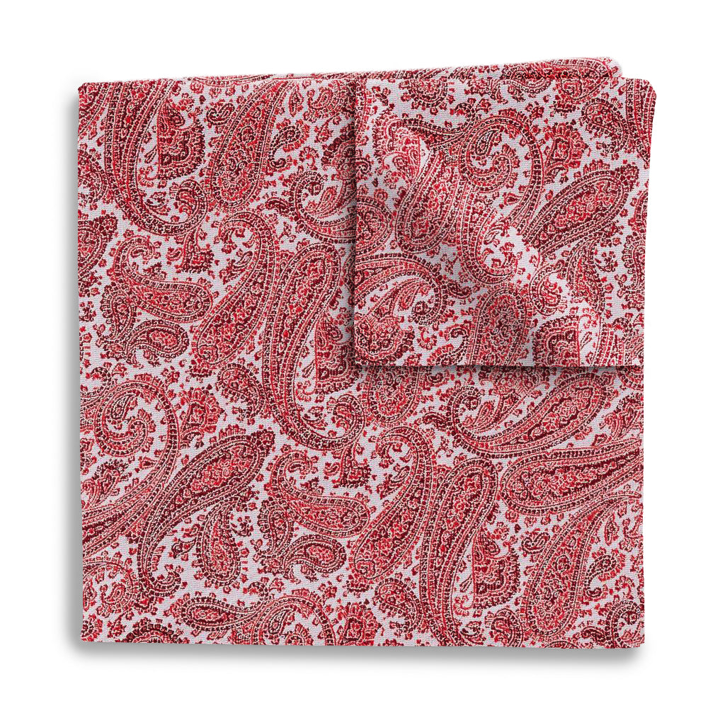Sonoma Red - Pocket Squares