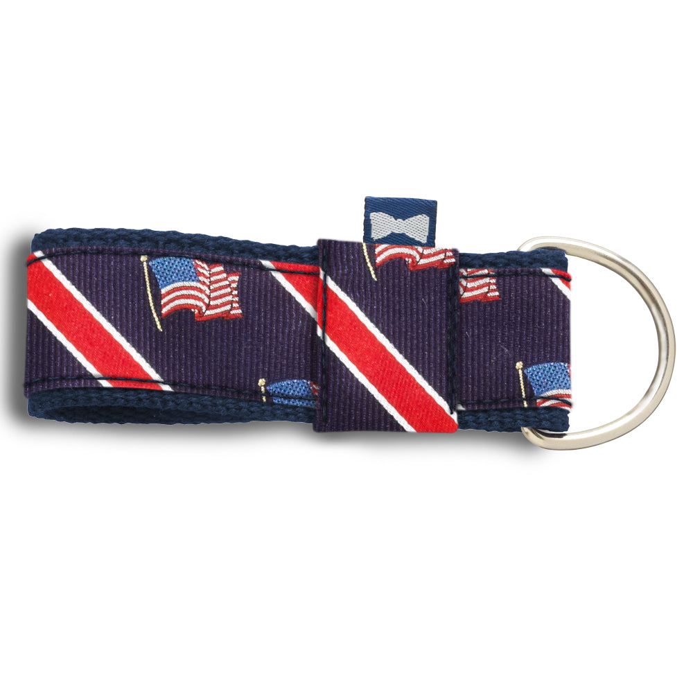 Stars & Stripes - Key Fobs