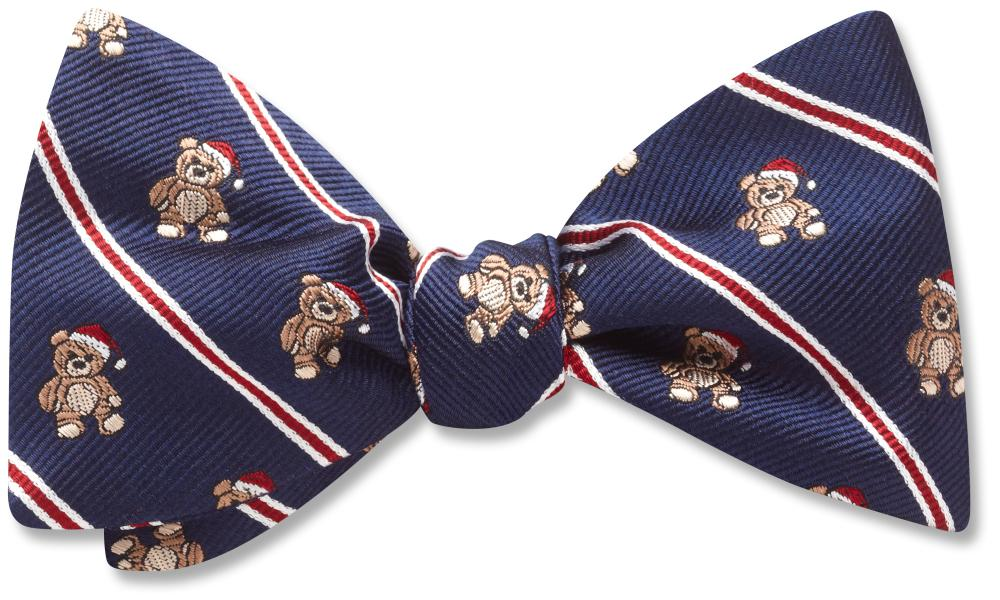 Teddy Bear City - bow ties