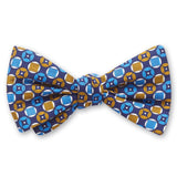 Turngate Blue - bow ties