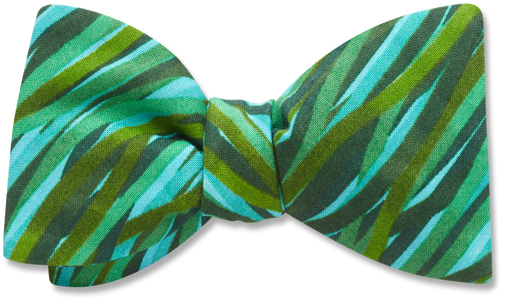 Thalassia Green - bow ties