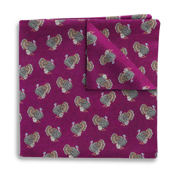 Turkey Dale - Pocket Squares