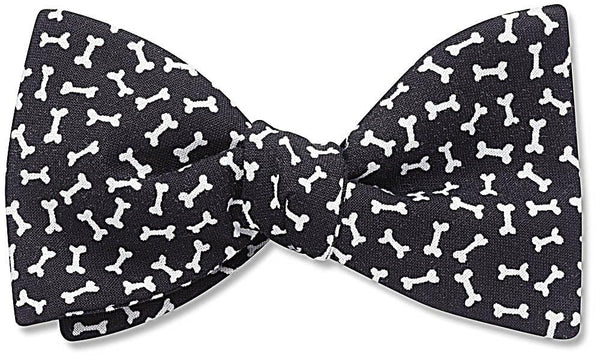 Treats Black - bow ties