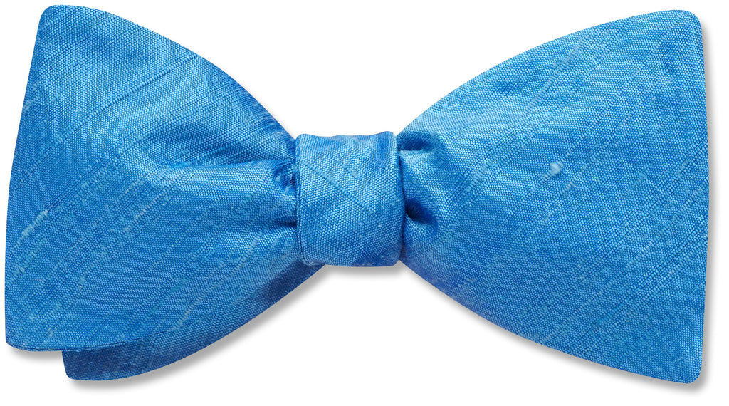 Valley Blue - bow ties