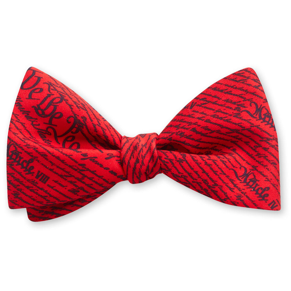 Preamble - bow ties
