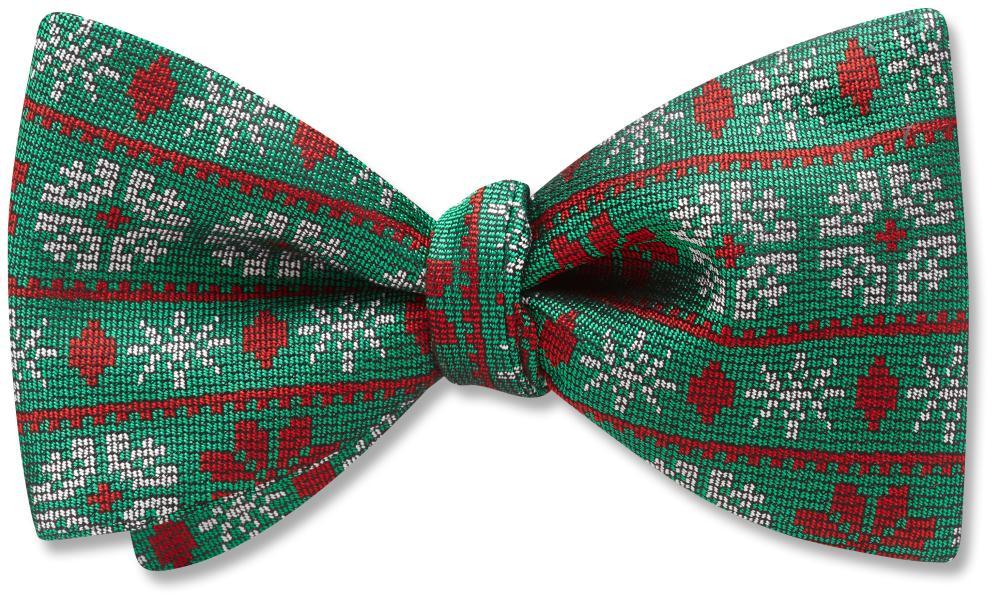 Winter Sampler - bow ties