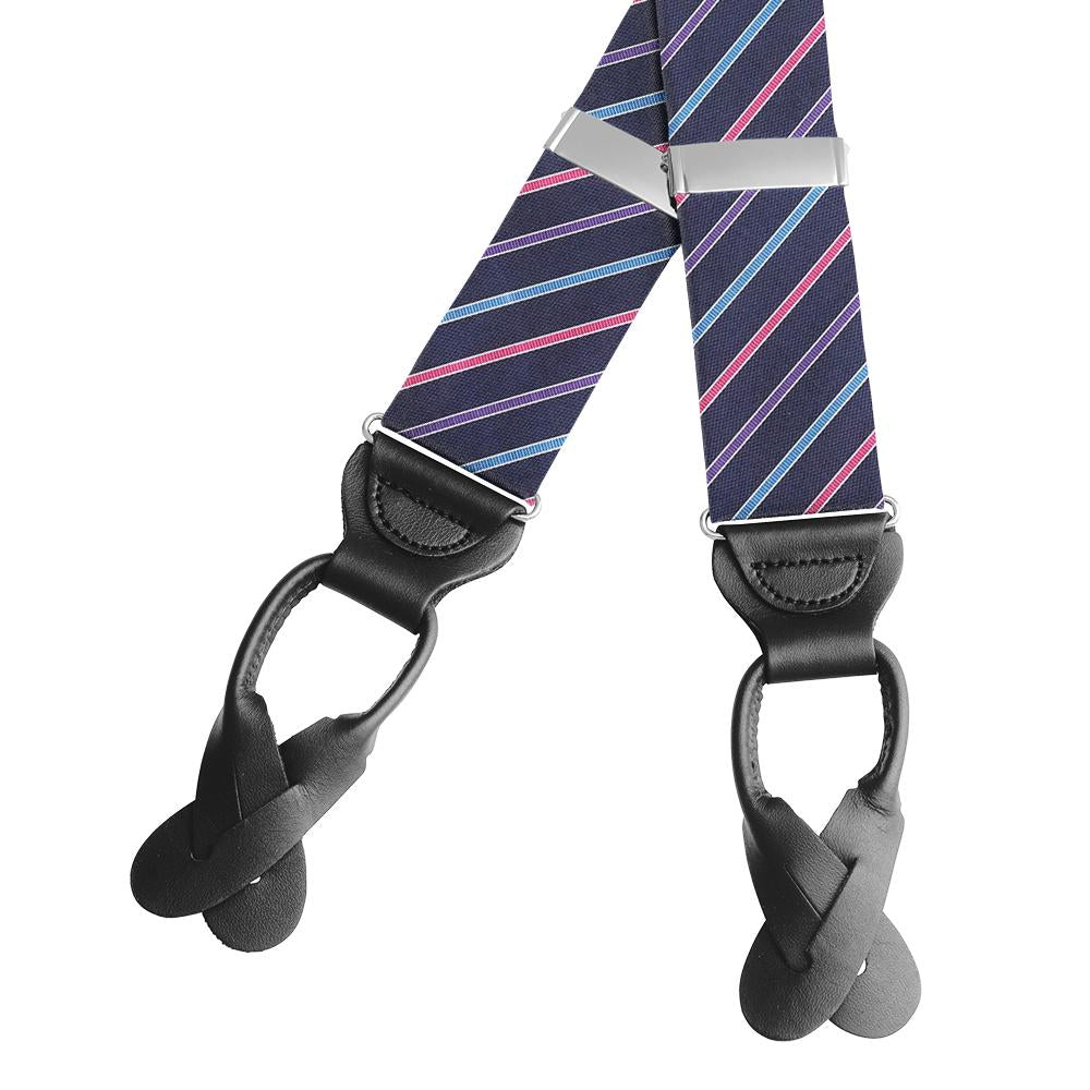Winter Night Trail Braces/Suspenders