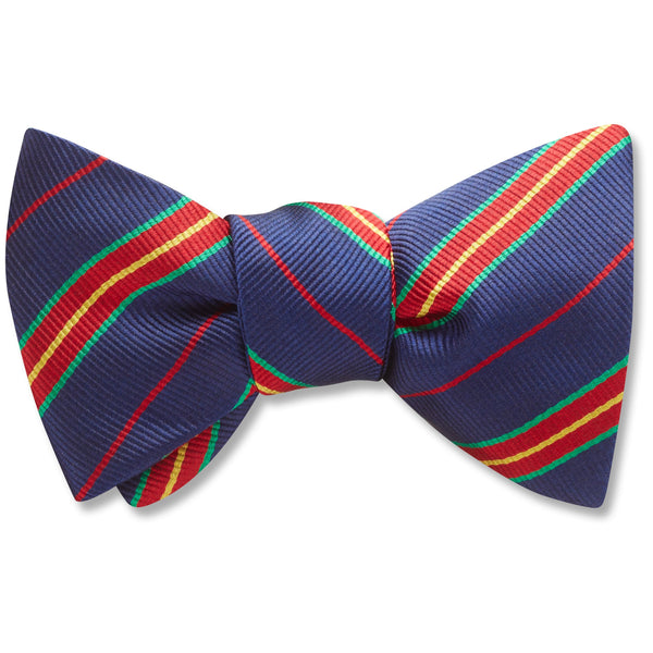 Winter River bow ties