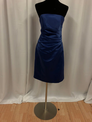 After Six Size 10 Blue Formal Dress