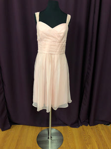 After Six Size 10 Pink Formal Dress