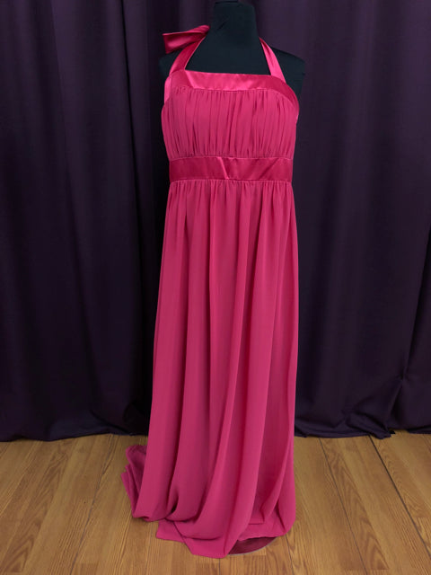 After Six Size 12 Pink Formal Dress
