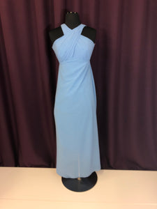 After Six Size 4 Blue Formal Dress