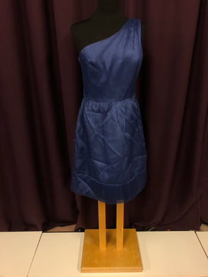 After Six Size 8 Blue Formal Dress