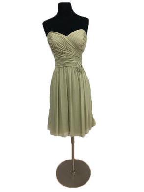 After Six Size 8 Green Formal Dress