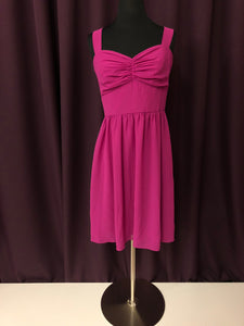 After Six Size 8 Pink Formal Dress