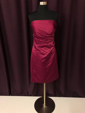 After Six Size 8 Pink Short  Rushing Formal Dress