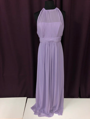 After Six Size 8 Purple Formal Dress