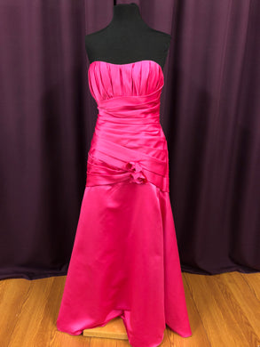 Alexia Size 12 Pink Formal Dress