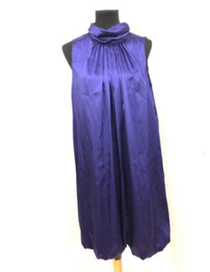 Alfred Angelo Size 10 Purple Formal Dress
